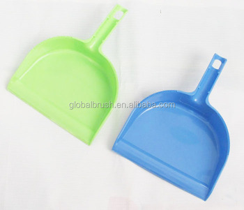 HQ7333 South African Market Wholesale Plastic Table Dustpan Without Brush  Green Products