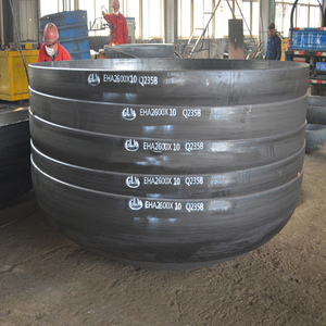 Professional China Manufacturer Carbon Steel Elliptical Dished Head