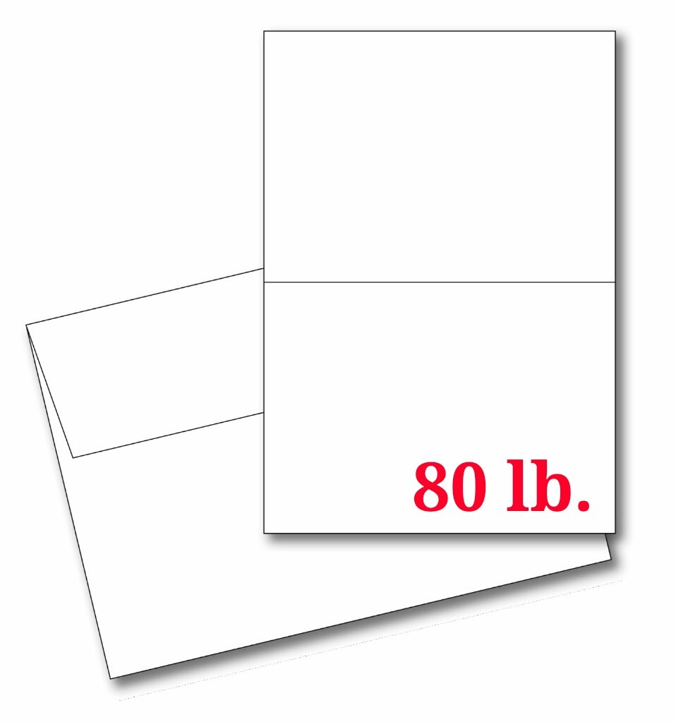 Cheap blank greeting cards find blank greeting cards deals on line get quotations 4 14 x 5 12 heavyweight blank white greeting card kristyandbryce Images