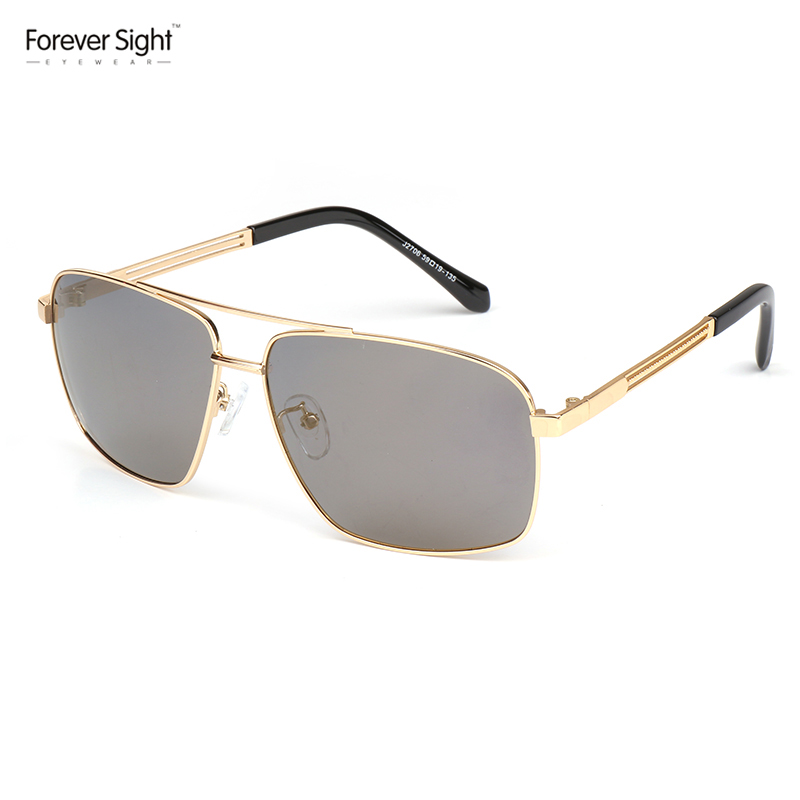 2018 High Quality Stainless Steel Fashion Men Polarized Sunglasses