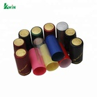 For Print Heat Wrap Cap Seal Sleeve Metal Aluminum Foil Pvc Shrink Wine Bottles Roll Label
