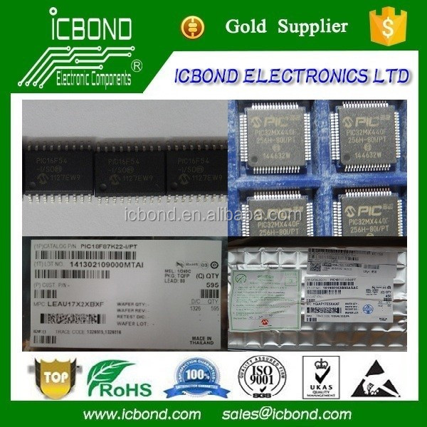 (Electronic Components) DSPIC30F6012AT-20E/PT