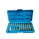 one socket 7 PCS Long and 7 PCS short Security Torx Stubby Screwdriver Bit Set high quality Bits Drilling Tool Set
