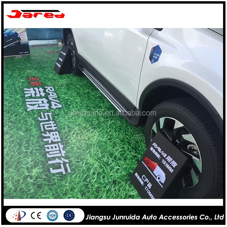 Multifunctional wholesale pedal ide on excavator for wholesales for toyota for RAV4