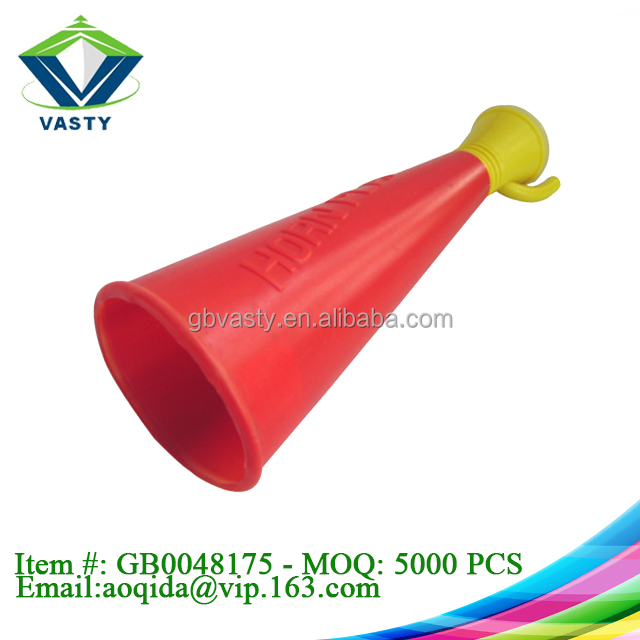Football game portable megaphone plastic toy megaphone
