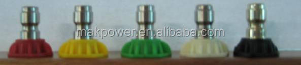 Spray Nozzle High Pressure Water Parts