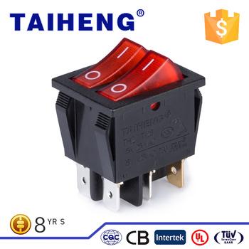 Fabrik Großhandel Taiheng Wippschalter Verdrahtung Diagramm 15a ...