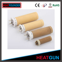 ELECTRIC WIRE AND ELECTRIC RADIATION TUBE INFRARED BUNDLE HEATER CERAMIC BOBBIN HEATER