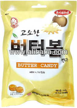 Butter Ball Candy
