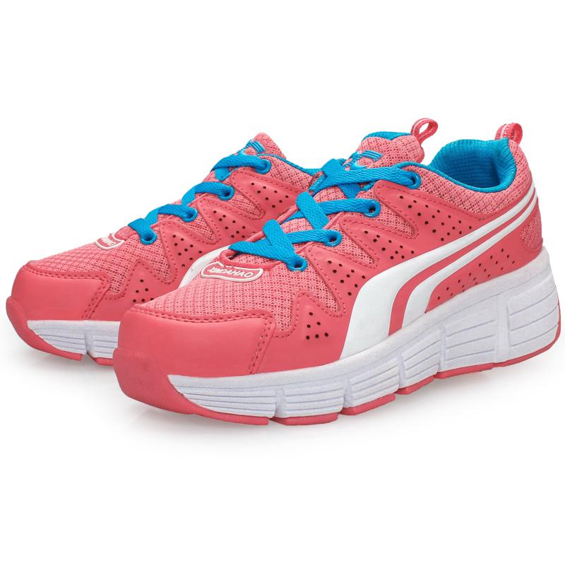 Heelys ролик обувь дети кроссовки обувь с колеса Zapatillas Ruedas лёгкие Heelys ролик обувь