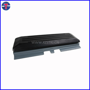 Professional factory product rubber Tracks Excavator Harvester rubber track