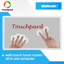 touch screen led advertising core i7 42 32 inch all in one pc tv