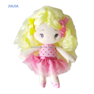 American girl doll mermaid and fairy cloth dolls toy Lifelike hair