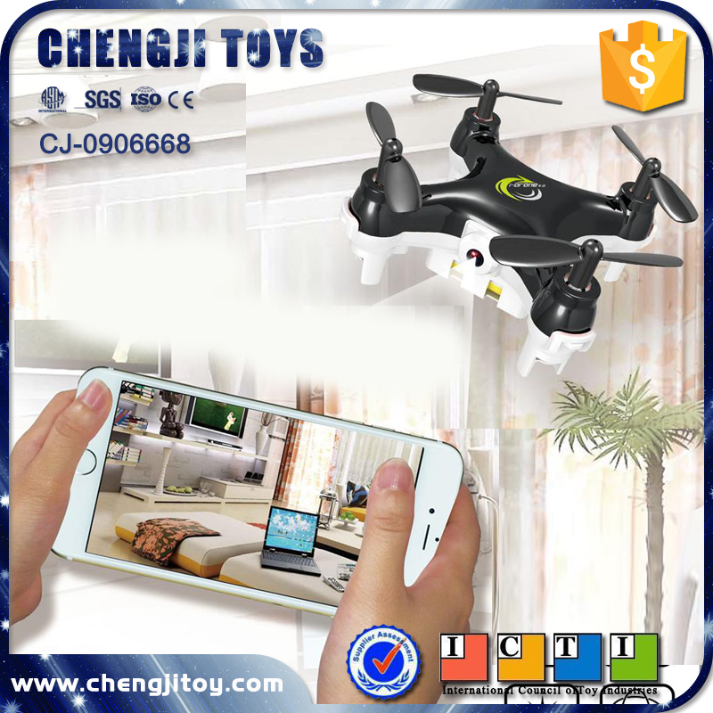 New product professional 2.4G 4 axis mini rc nano lily camera drone