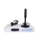 Full hd 1080p good price 2018 Set Top Box dvb-t digital cable tv Support 2.4GHz wifi best resolution antenna