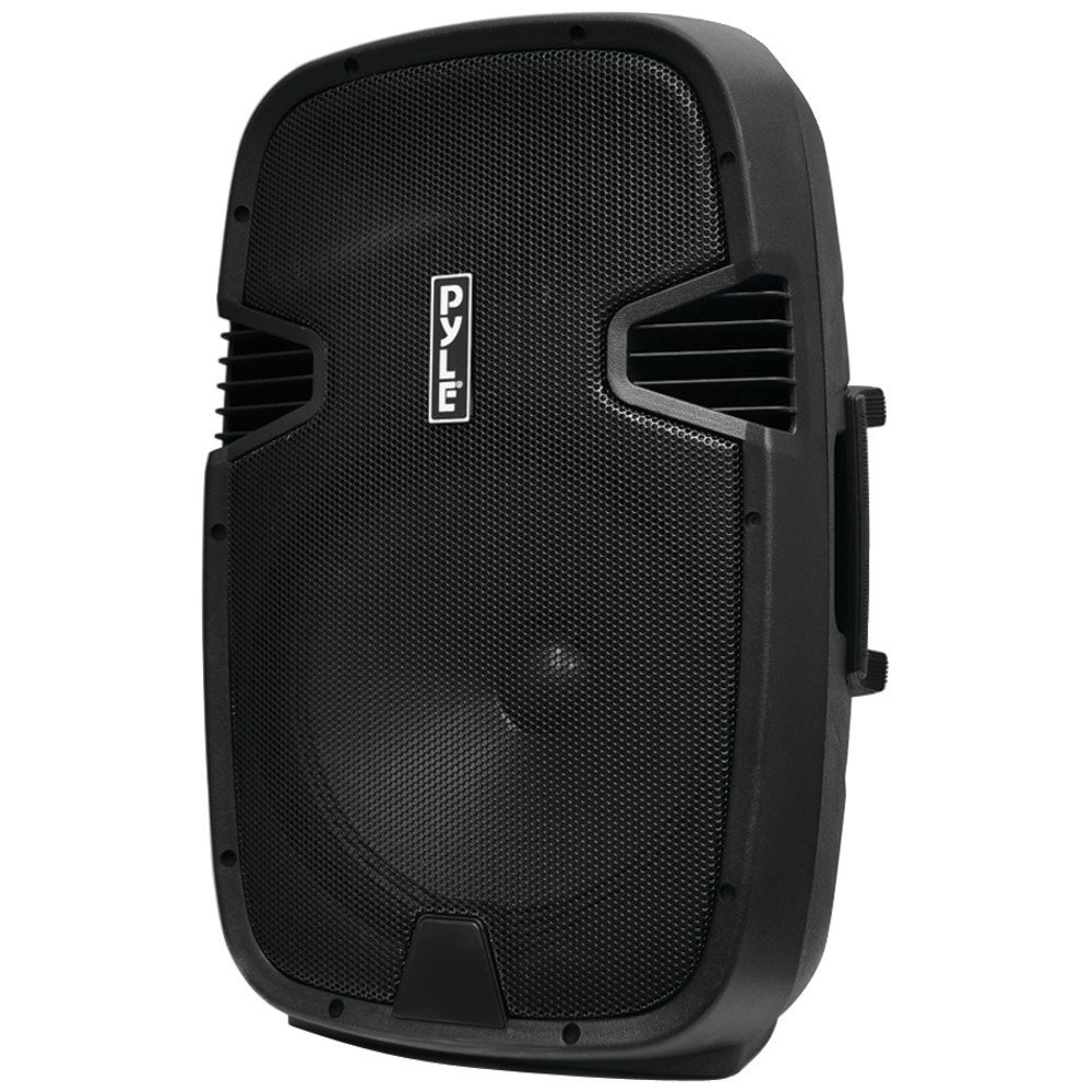 PYLE PRO PPHP152BMU 1000-Watt Portable Bluetooth(R) PA Loudspeaker Molded Cabinet Speaker System electronic consumer
