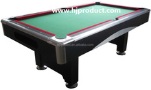 High quality low price 6ft 7ft MDF 8 ball pool billiard table with full accessories
