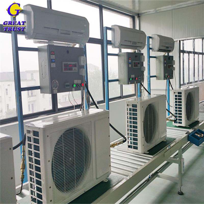 New design only conditioning wall mounted type hybrid ac money saving solar air conditioner with CE certificate