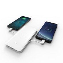 Elettronica di consumo Banche di Potenza Portatile Wireless Mobile Charger Power Bank 5000 mah