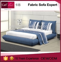 beauty bed fabric bed soft bed