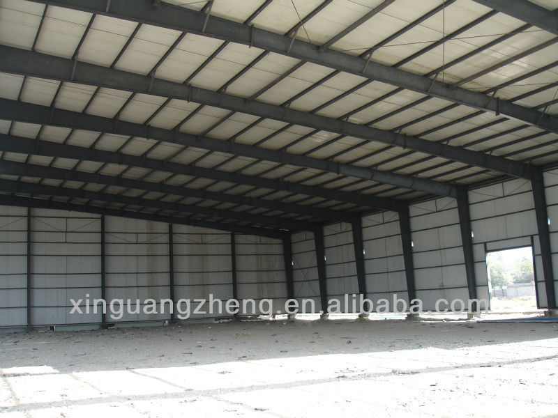 Economical Lightweight Steel Construction Prefabricated Garage Price
