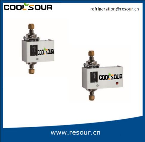 Coolsour double Pressure control