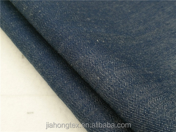 65% Cotton 35% Rayon Chambray Fabric for shirt