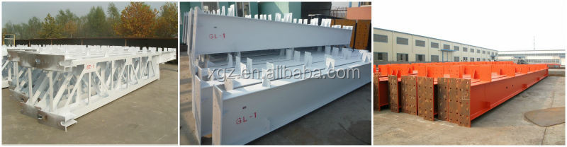 high quality and low cost of prefab steel structure warehouse
