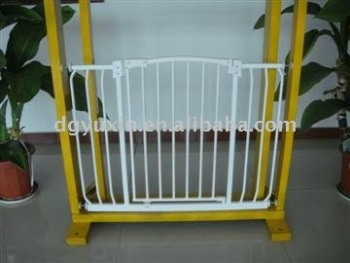 Metal Baby Safety Gate Stair Gate Easy Open And Lock Guard