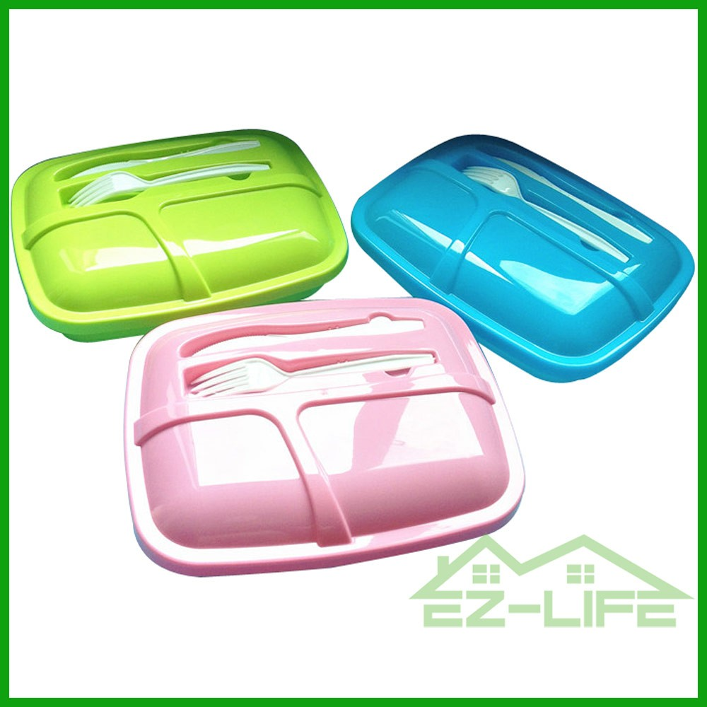 FDA/LFGB Eco friendly take-out compartment food microwave lunch containers with low price
