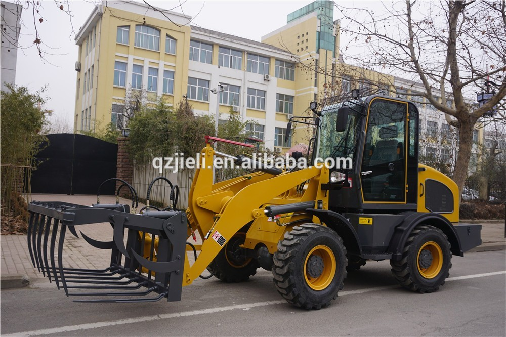 Low price of small loader for europe market with best quality and low