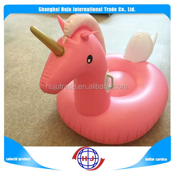Giant inflatable unicorn water pool toys