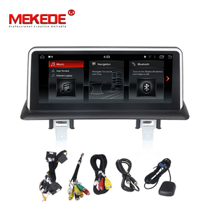"MEKEDE 10.25"" IPS screen Android 7.1 Quad Core 2G RAM+32GROM Car GPS navigation DVD Player for BMW E87 without Screen 07-12Y"