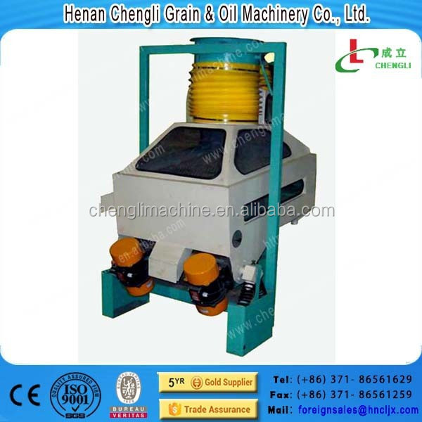 seed cleaning and polishing machine