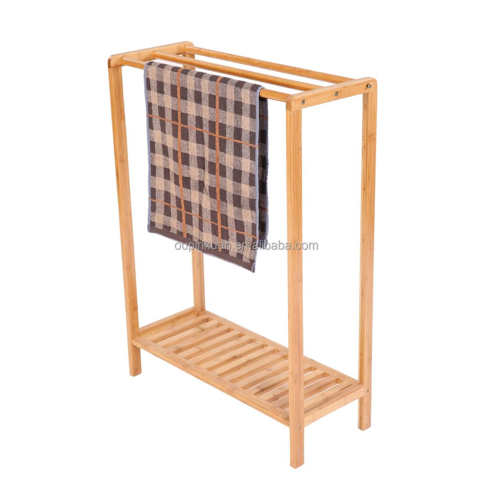 Indoor 4 Tier Bamboo Umbrella Stand/decorative Wet Umbrella Holder ...