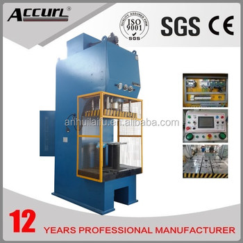 C-Frame Servo Hydraulic Press for CSA,CE Safety Standards