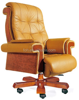 Diamond Tufted Beige Swivel Wing Back Office Chair Foha 59