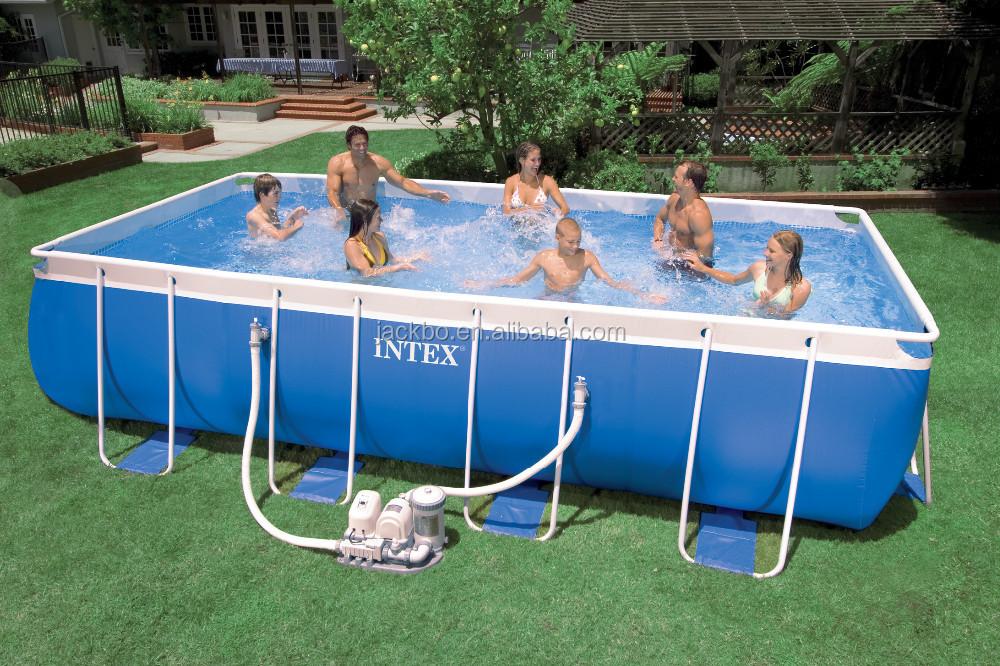 Guangzhou al por mayor recipiente piscina piscina de for Piscinas de plastico precios