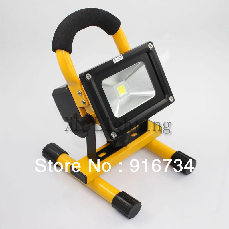 12 Watt Rechargeable Portable Led Work Light For Workshop: Rechargeable Cordless LED Work Light Automotive Worklight