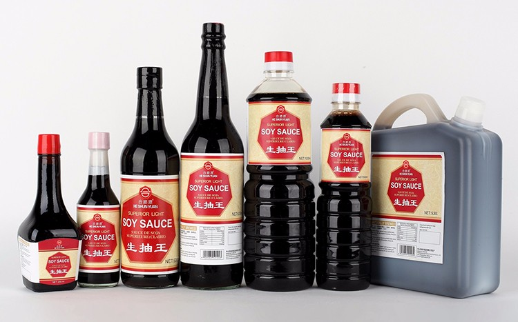 Healthy Chinese Superior Light soy sauce