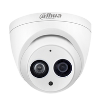 Hot Products CCTV 4MP POE Built-In Mic IR Waterproof Turret Home IP Camera IPC-HDW4433C-A Security Camera System