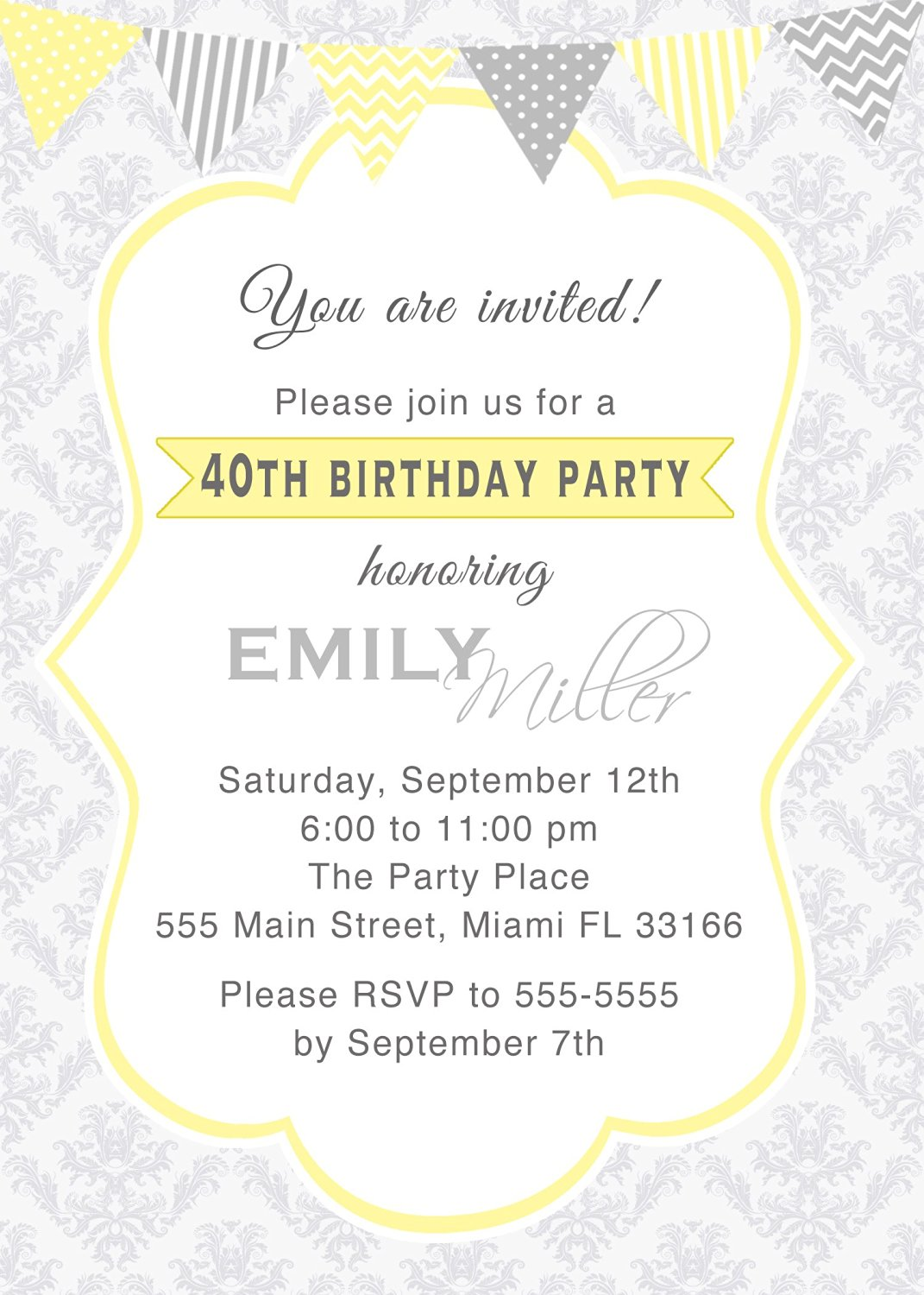 Cheap Vintage Birthday Invitations, find Vintage Birthday ...