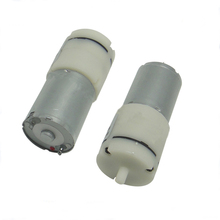 Hot Selling DC Motor 12 V Mini Luchtpomp voor Tank Aquarium Zuurstof Circuleren