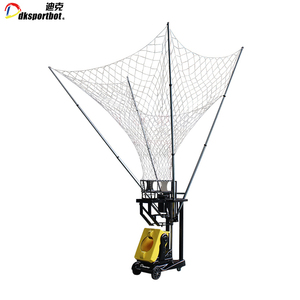 Basketball court training equipment for professional training system