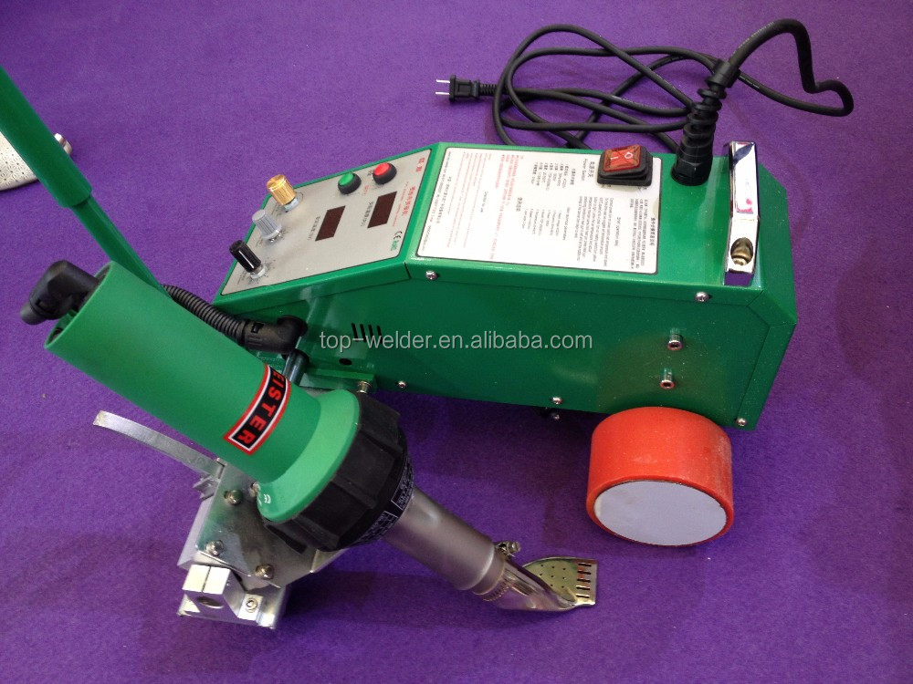 Pvc Roofing Welder Amp There Is An Art To Properly Heat