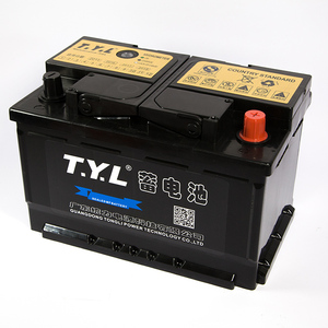 China manufacturer ac delco automotive battery made in