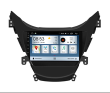 Android 8.1 touchscreen auto dvd-radio-player Multimedia Head Unit Navigation Entertainment-System für Hyundai ELANTRA <span class=keywords><strong>2012</strong></span>