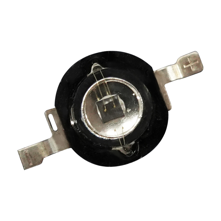 Goede Warmteafvoer 1 watt High Power LED 1 w 5 w 850nm IR LED CE RoHs Goedgekeurd