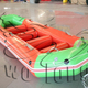 durable PVC used inflatable boats for sale