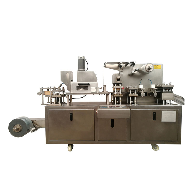 Good quality High capacity pill blister packing machine